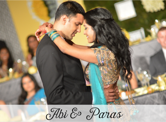 Abi & Paras - LA Indian Wedding Planner