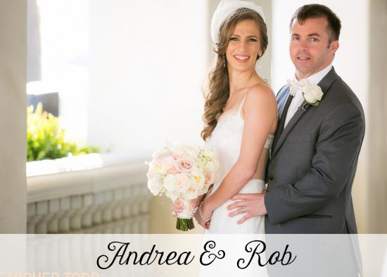 Andrea & Rob