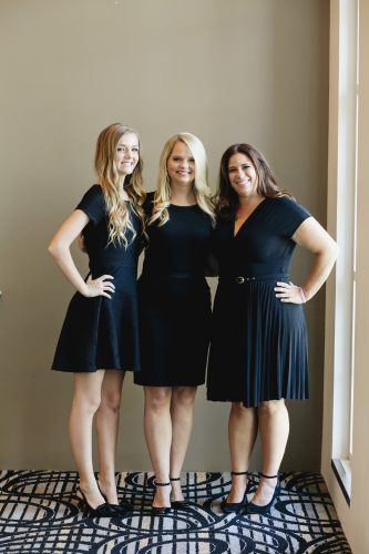 Team Chic - Wendy, Michelle, Kaitlyn