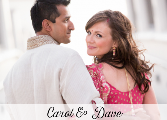 Carol & Dave - Orange County Fusion Wedding Planner