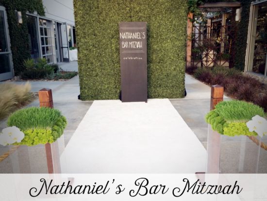 Mitzvah Planner Orange County