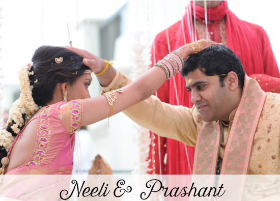 Neeli & Prashant - Luxury Indian Wedding Planner
