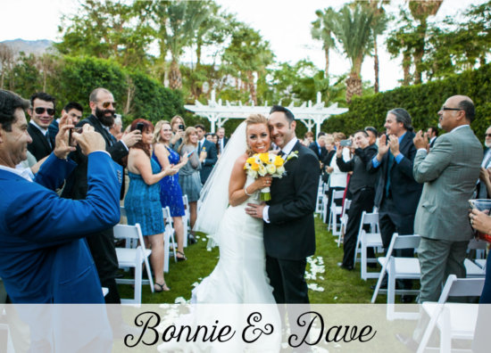 Riviera Palm Springs Wedding Planner