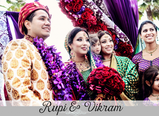 Rupi & Vikram - Orange County Sikh Wedding Planner