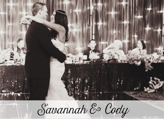 Savannah & Cody