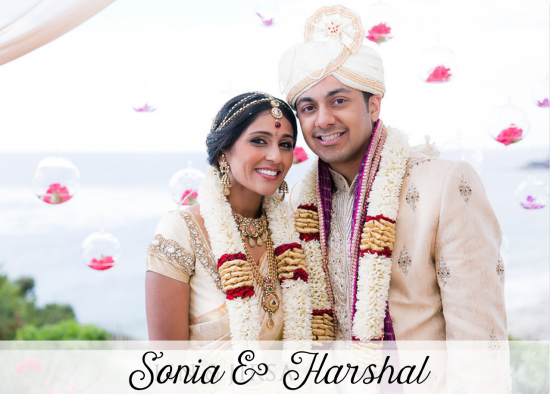 Sonia & Harshal - Orange County Indian Wedding Planner