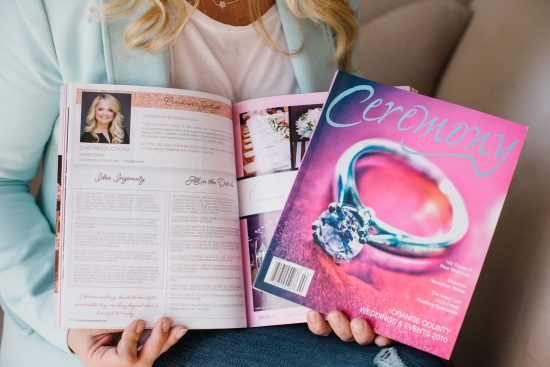 Wendy Dahl - Published Wedding Planner