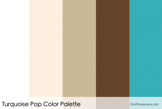 Beach Wedding Color Palette - Beach Wedding Planner