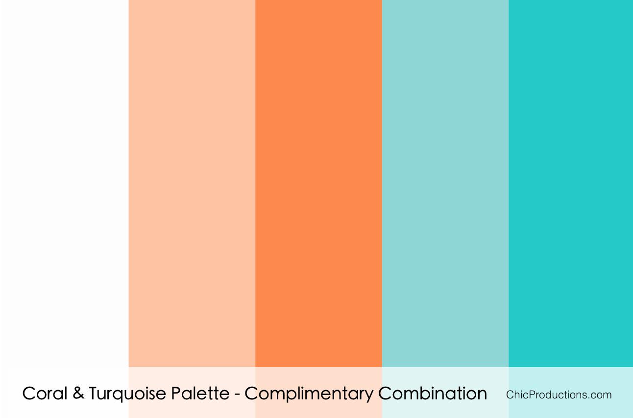 Color Palettes - Chic Productions