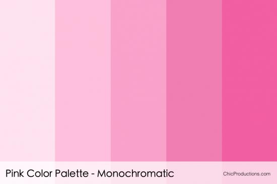Pink Wedding Color Palette - Orange County Luxury Wedding Planner