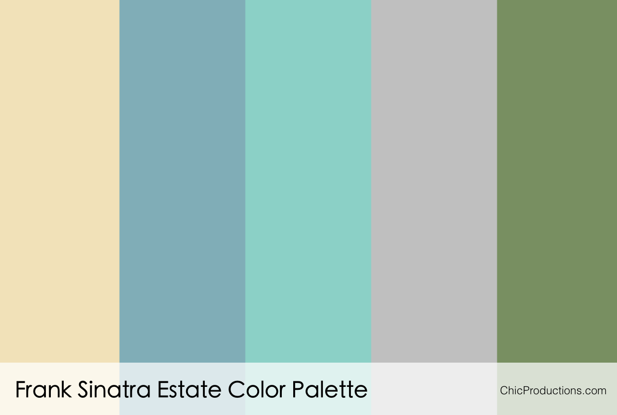 What Are Neutral Colours Color Palettes Chic Productions