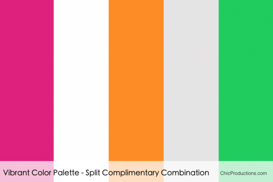 Vibrant Wedding Color Palette - Palm Springs Wedding Planner